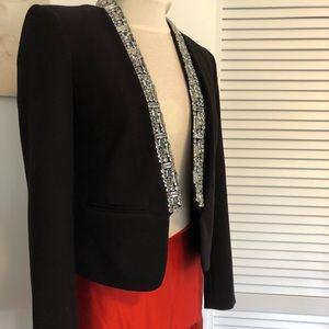 Michael Kors Crystal embellished dinner jacket